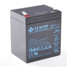 12V 5.8Ah Akku, AGM Blei-Akku, B.B. Battery HR5.8-12, 90x70x102 (lxbxh), Pol T2 Faston 250 (6,3 mm)